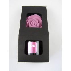 Coffret diffuseur fleur parfum floral