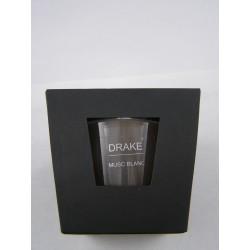 Bougie parfumée taupe - musc blanc