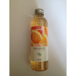 Gel douche Agrumes Direct Nature 200 ml