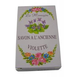 Savon à l'ancienne Violette 100 g