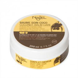 Baume soin coco 200 ml Najel