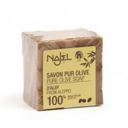 Savon d'Alep 100% Olive Najel 170 g