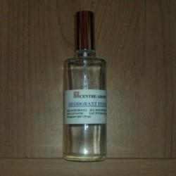 Déodorant féminin spray aux huiles essentielles