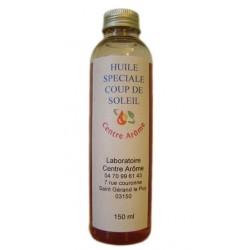 Pommade apaisante coups de soleil aux huiles essentielles centre arome - Huile essentielle coup de soleil ...