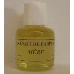 Extrait de parfum mûre
