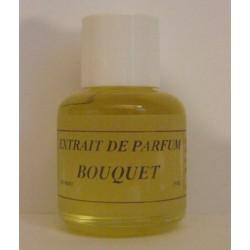 Extrait de parfum bouquet