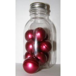 Perles de bain nacrées jasmin