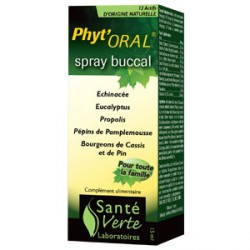 Phyt'ORAL spray buccal