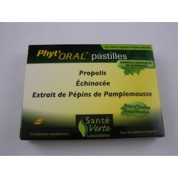 Phyt'ORAL 15 pastilles