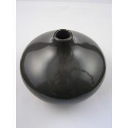Vase ceramique gris pour diffuseur à tiges