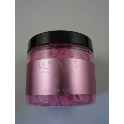 Sel de bain bois de rose