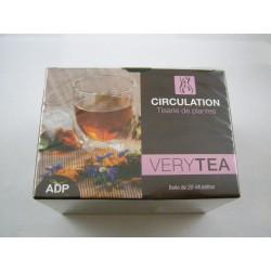 Verytea Circulation 20 infusettes