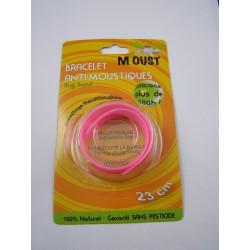 Bracelet anti moustiques MOUST naturel