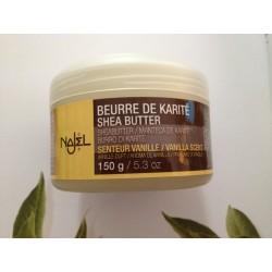 Beurre de karité senteur vanille 150 g Najel