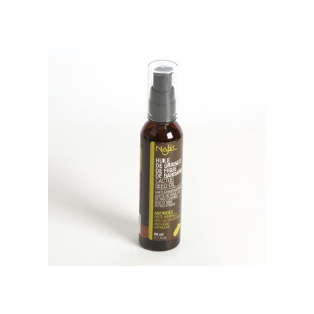 Huile de de graines de figue de Barbarie spray 80 ml Najel