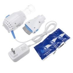Aspirateur Peigne anti poux et anti puces électrique avec filtre incorporé