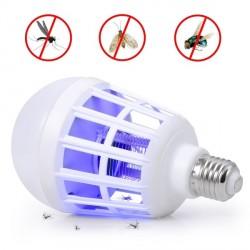 Ampoule led anti moustiques
