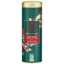 Thé noir de Noel pomme exquise Rêve d'Asie 80 g Thés de la pagode