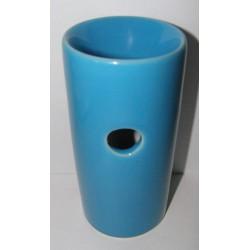 Brûle-parfum céramique tube