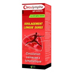 Complément alimentaire Circulymphe gel externe