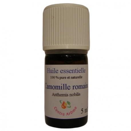 Flacon d'huile essentielle de Camomille romaine 5ml