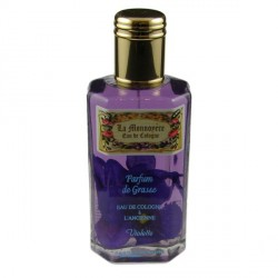 Eau de cologne violette