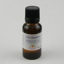 Recharge d'huiles essentielles note champêtre