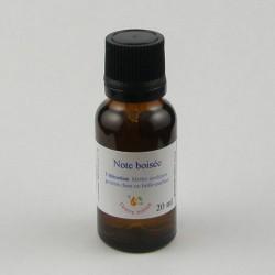 Recharge d'huiles essentielles note boisée