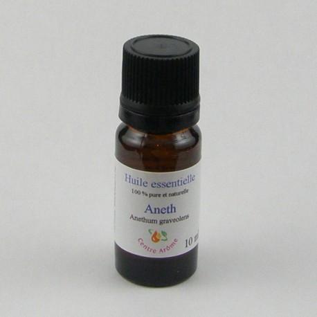 Flacon huile essentielle aneth 10ml