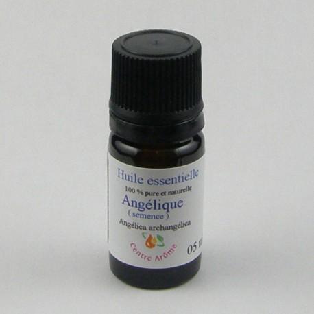 Flacon huile essentielle angélique 5ml