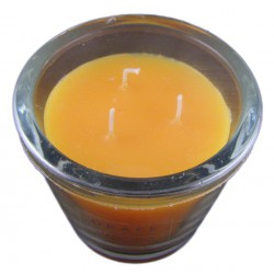 Bougie parfumée orange-maracudja