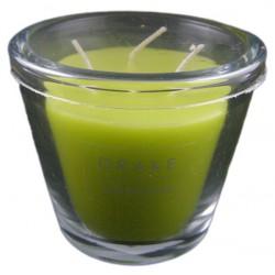 Bougie parfumée vert - jardin du Nil